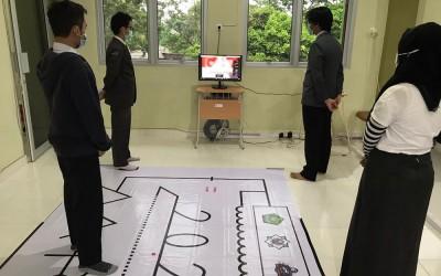 Siswa MAN 3 Palembang Ikut Kompetisi Robot Madrasah Tingkat Nasional