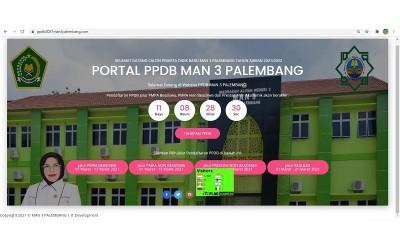 PENGUMUMAN KELULUSAN TAHAP VERIFiKASI BERKAS JALUR PMPA PPDB MAN 3 PALEMBANG TAHUN PELAJARAN 2021/2022